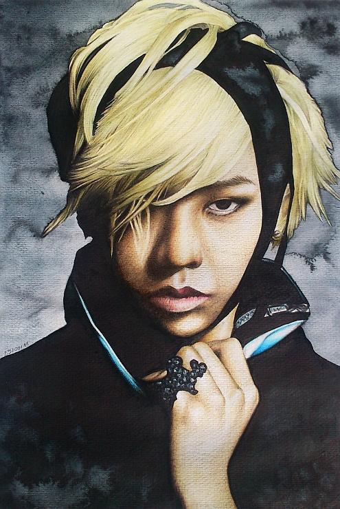 G-Dragon by Shigure92