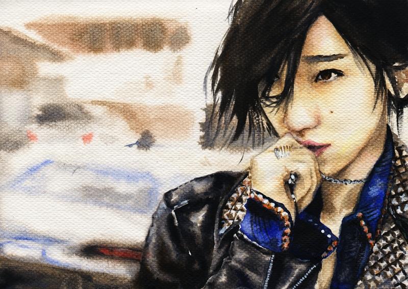 Tao Okamoto by Shigure92