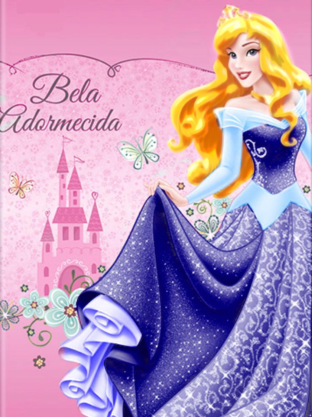 LittleMissTardis11 Princess Aurora Sleeping Beauty New Look In Blue By