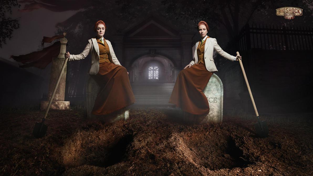 Lutece by AnnetVoronaya