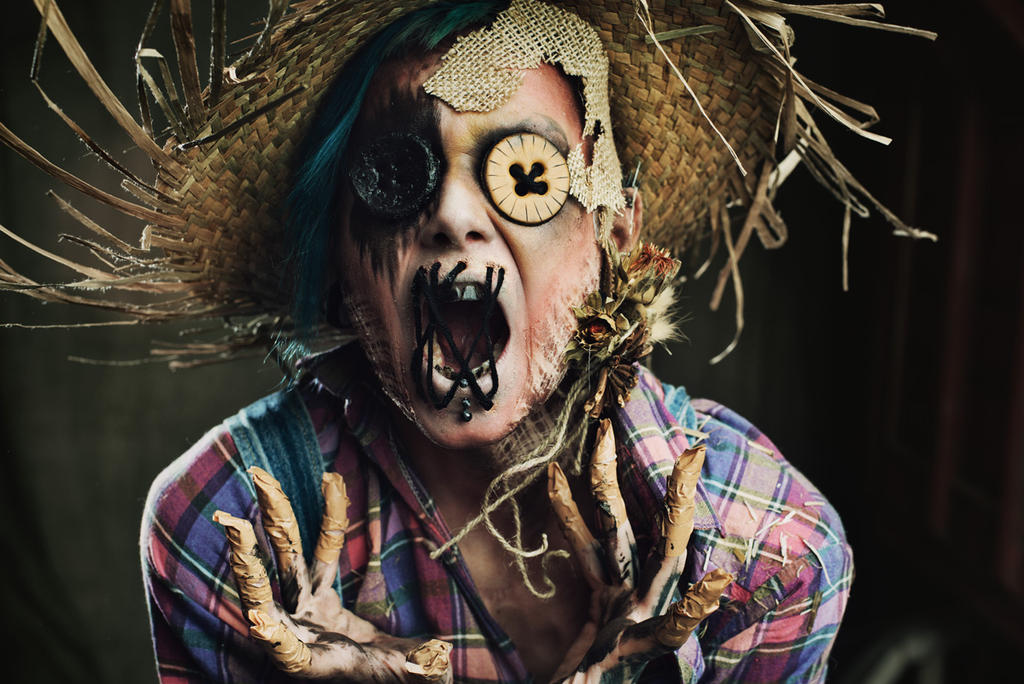 Scarecrow by AnnetVoronaya