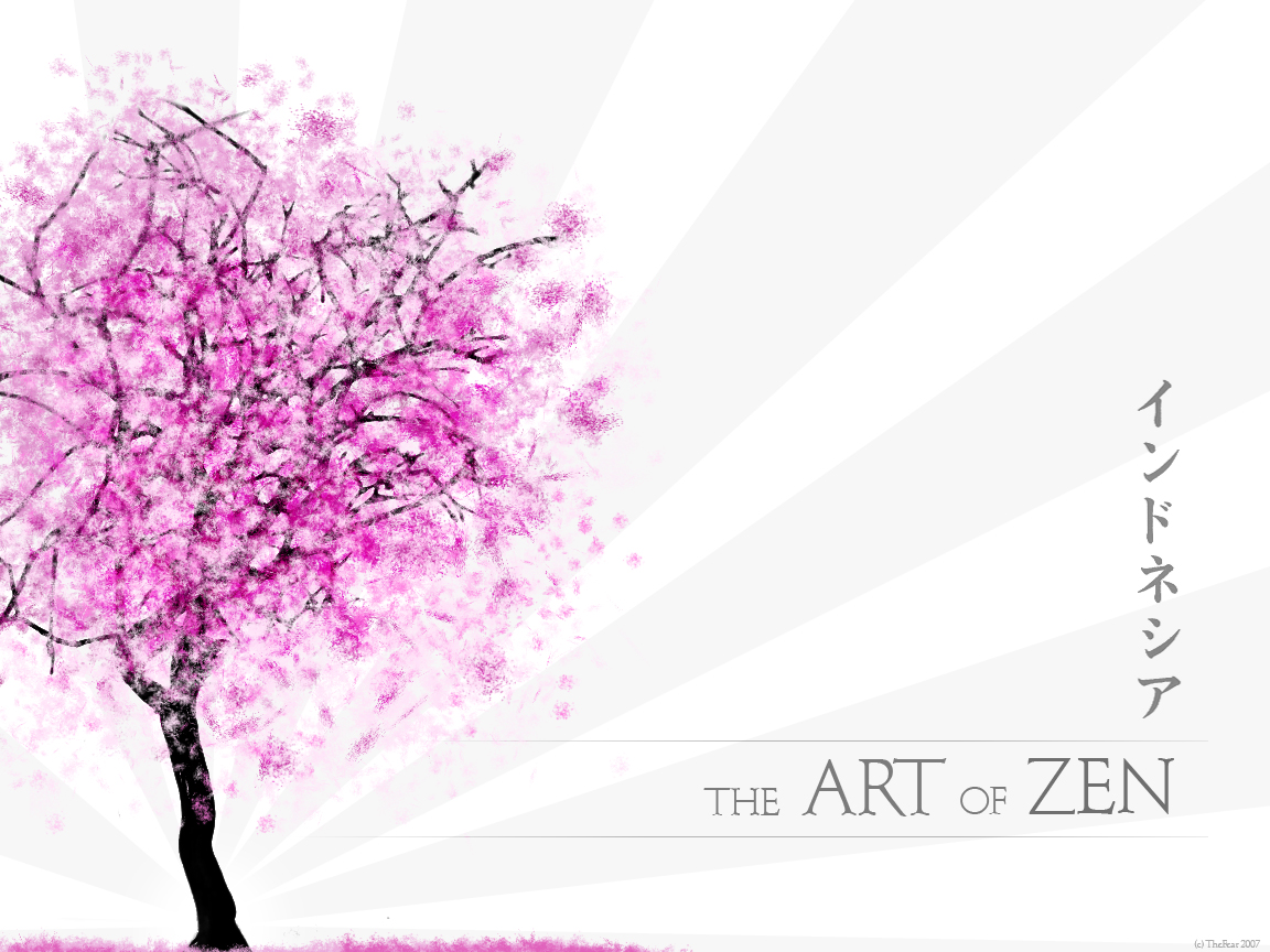 The Art Of Zen By ThePirateFear