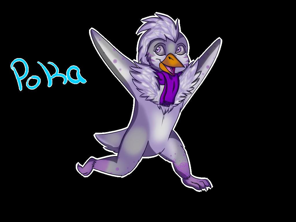 Poka Penguin by PandaPawzZz