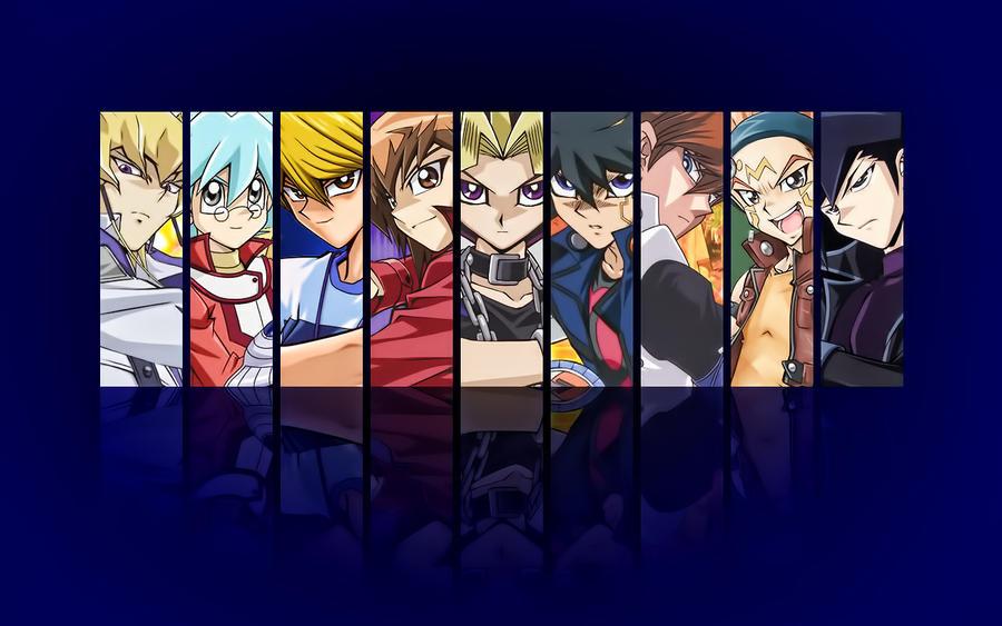 Yu-Gi-Oh Heroes by JadenYuki-toYugioh Gx Elemental Heroes Wallpaper