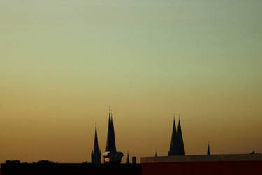 Luebeck by martinatera