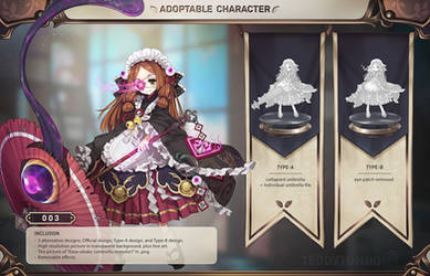 [CLOSED] Adoptable - 003