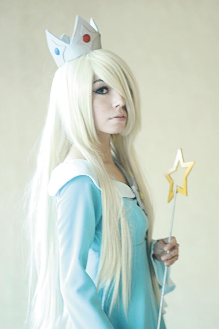 Princess Rosalina by whitelilium on DeviantArt