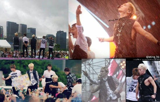 SHINee Proves That They Are The Most Bad Ass Kpop