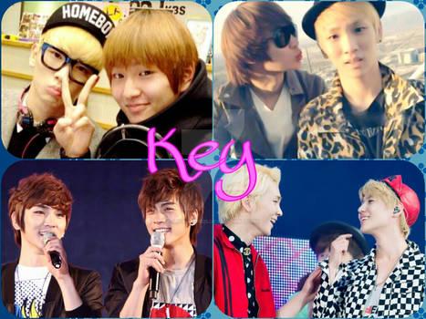 Key with SHINee