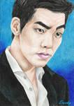 Kim Woo-Bin as Choi Young-Do by Michael1525