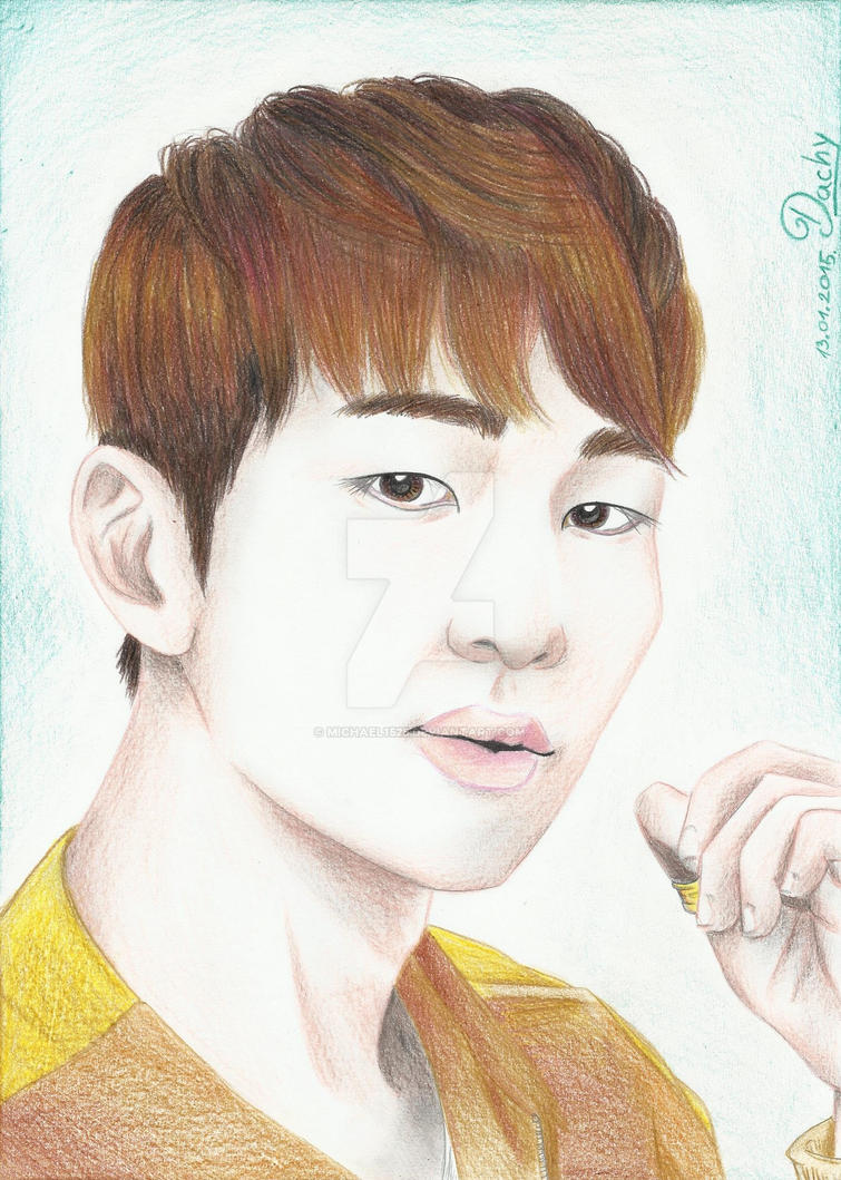 ONEW - Lee Jinki by Michael1525