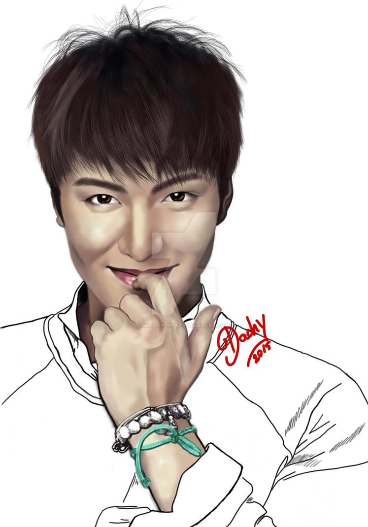 Lee Min-ho by Michael1525