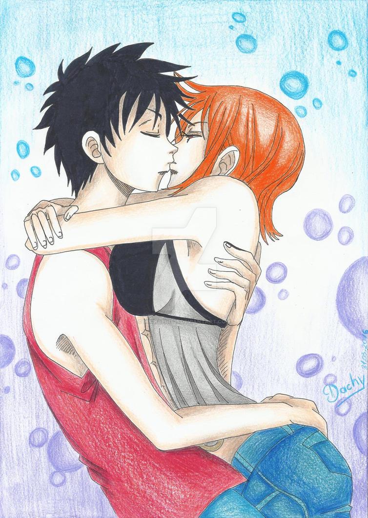 Luna kiss kiss kiss by michael1525