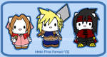 Hello Final Fantasy VII