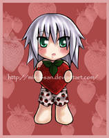 Riku Loves Strawberries by Miina-san