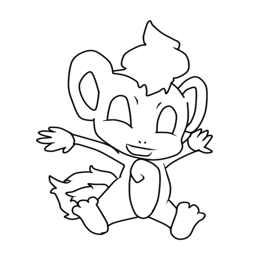 chimecho coloring pages - photo#16