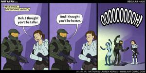 Regular Halo
