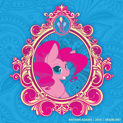 Vintage Ponies | Pinkie Pie by argibi