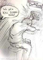 Possible Kill screen