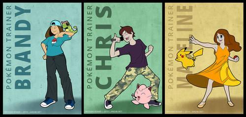 Pokemon Trainer Commission cont.
