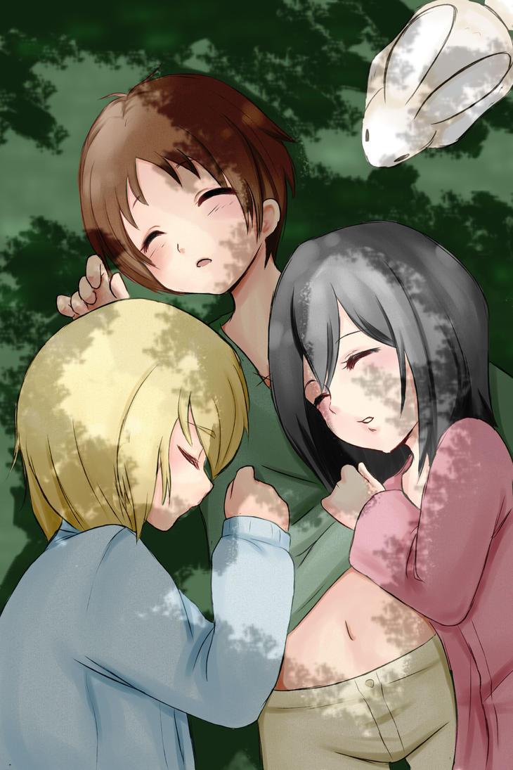 Sleepy by DrawingNeko