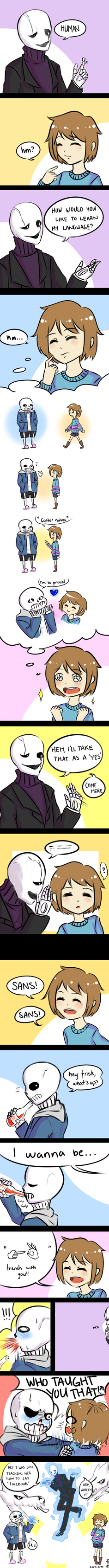 [ Undertale ] Terrible Influence by Soph-arts