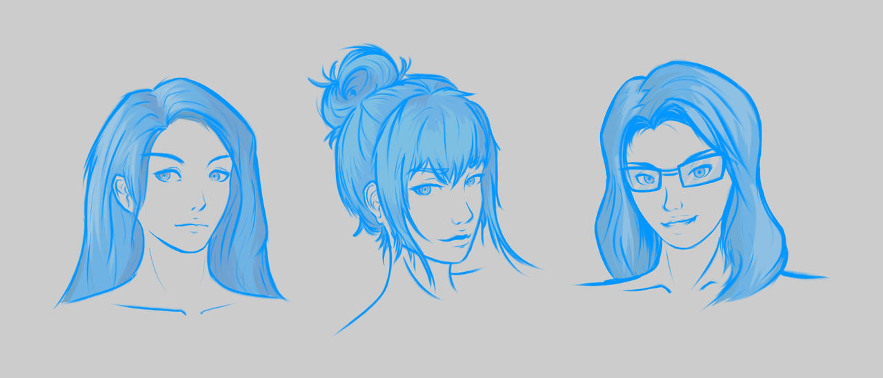 4-2-15 Ladies Practice by Patchy9
