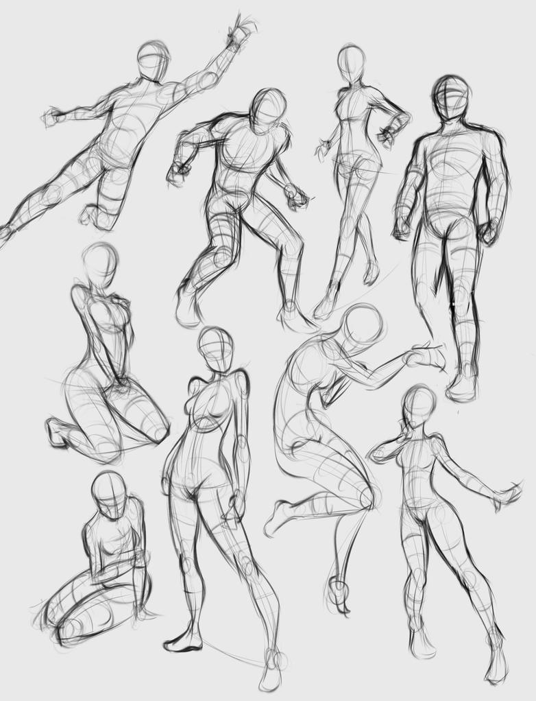 5-19-17 Figurestuffs by Patchy9