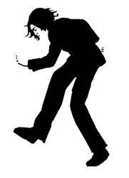 stencil dancer