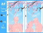 [OPEN]YCH #02| Sakura Theme