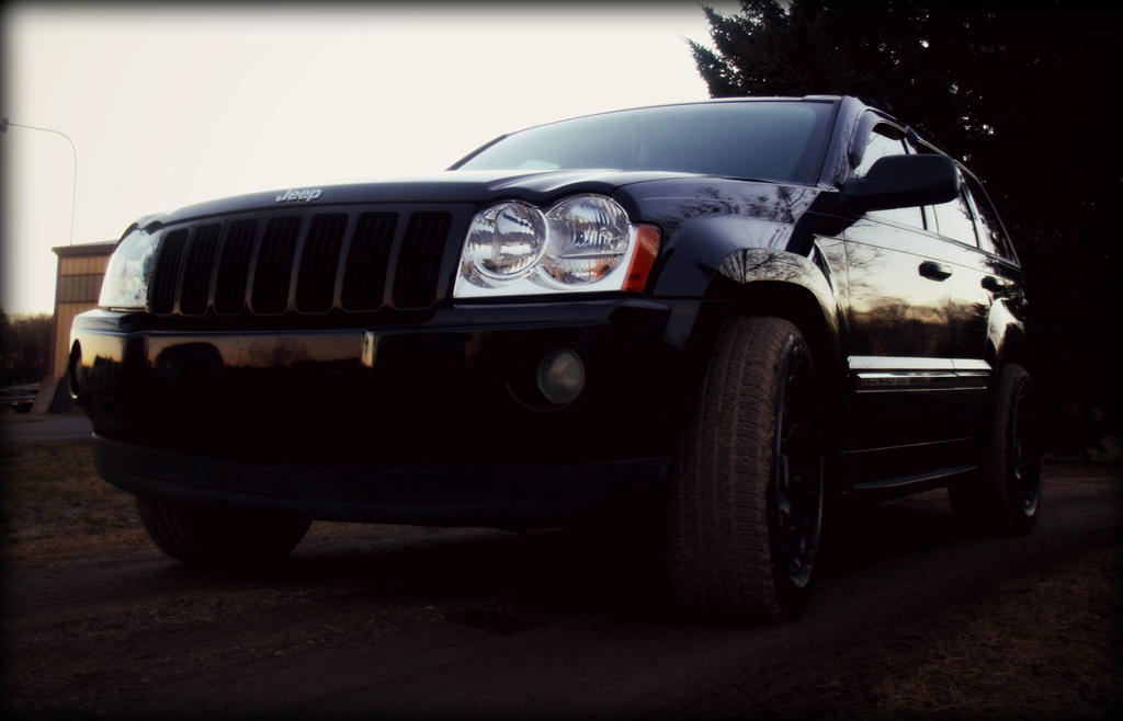 It's a jeep thing by Foreigner227
