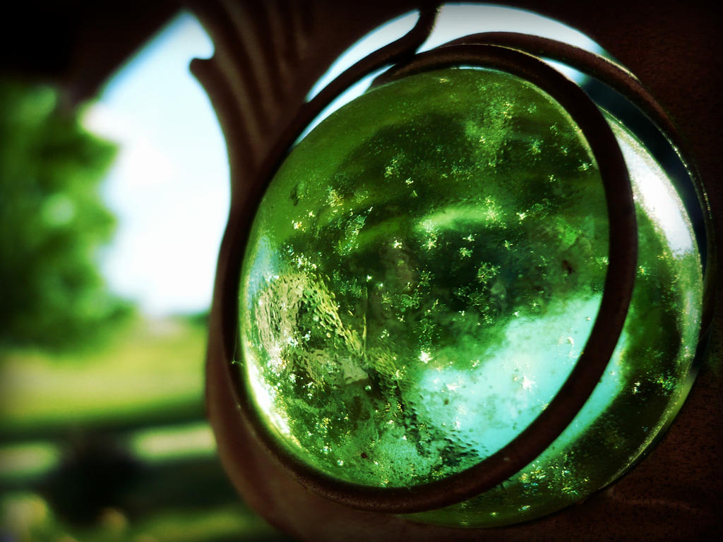 looking though the glass by Foreigner227