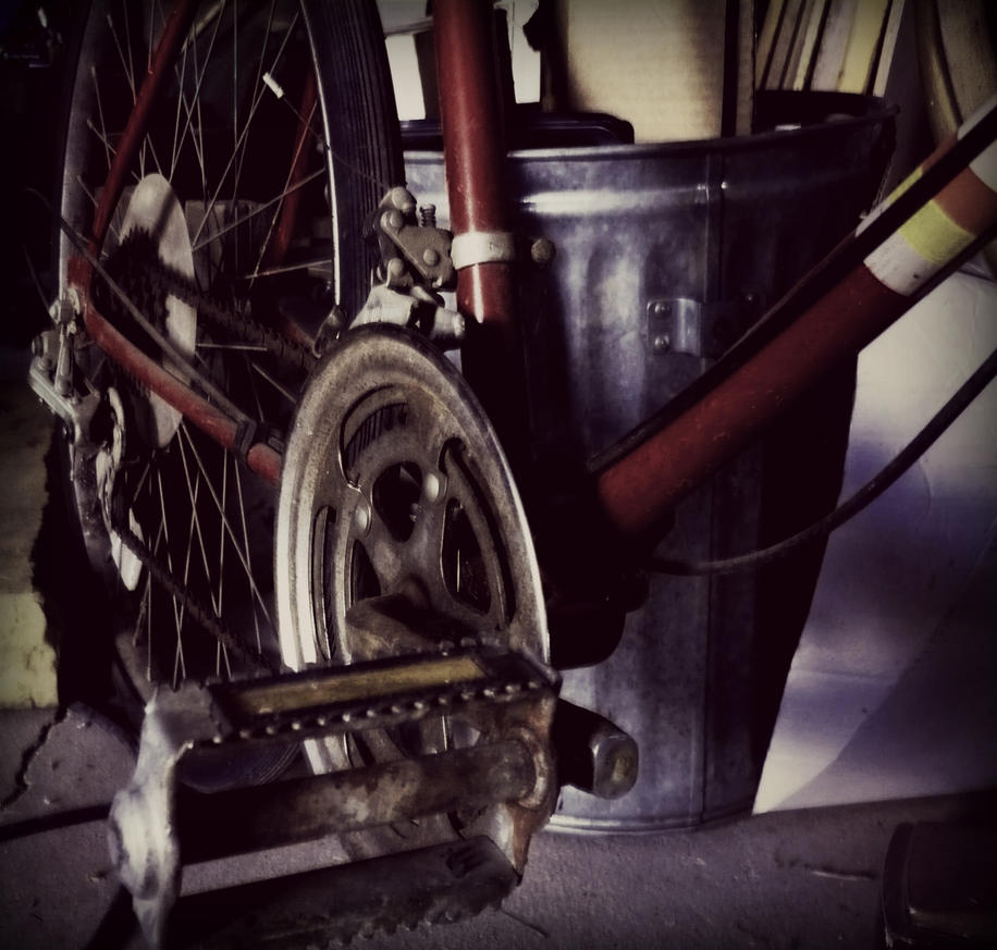 old bike by Foreigner227