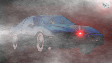 Kitt were lost in a fog