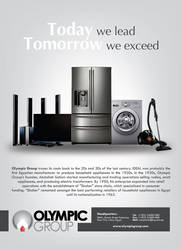 Olympic Group Mag. Ad.