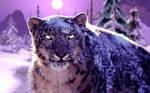 Winterspring Leopard