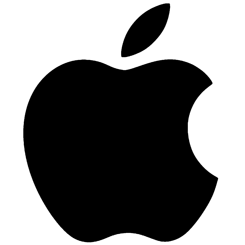 Apple logo mask 1440x1440 by shrakner on deviantart - Apple icon x ...