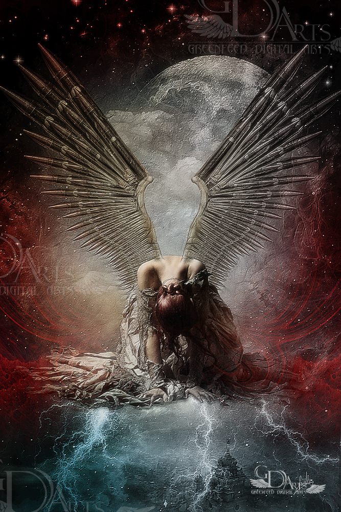 AOW - angel of war by greenfeed