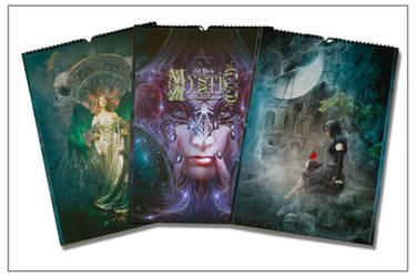 Artbook -Mystic