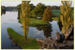 look over the park woerlitz