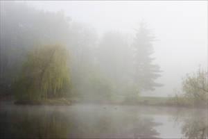 mystic lake II by greenfeed