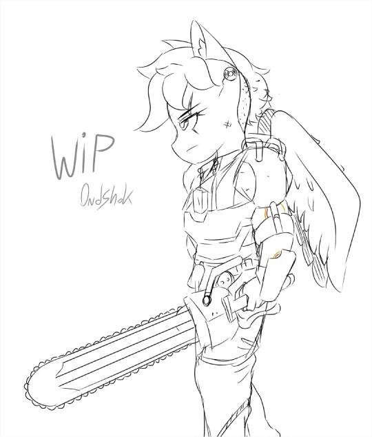 Wip by 0ndshok