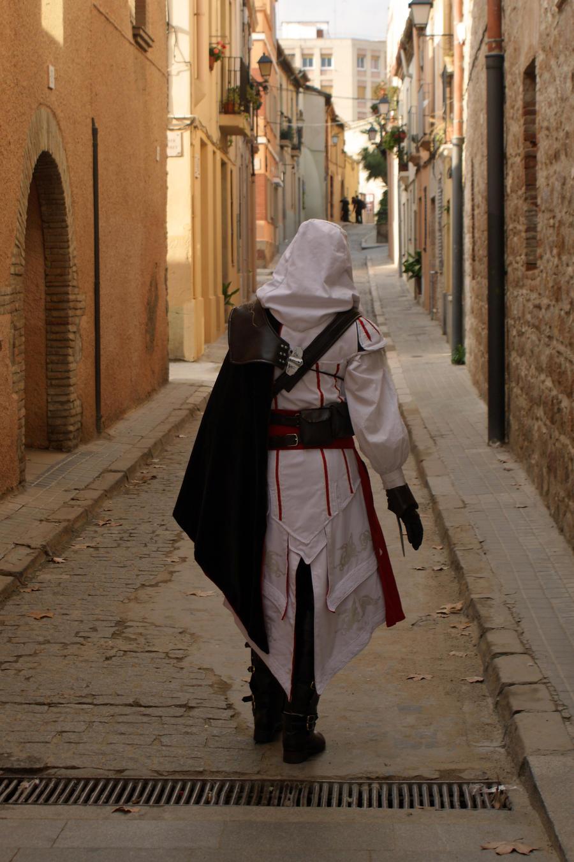 Ezio II by Evinyakwende