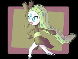 Meloetta by FairyJonke