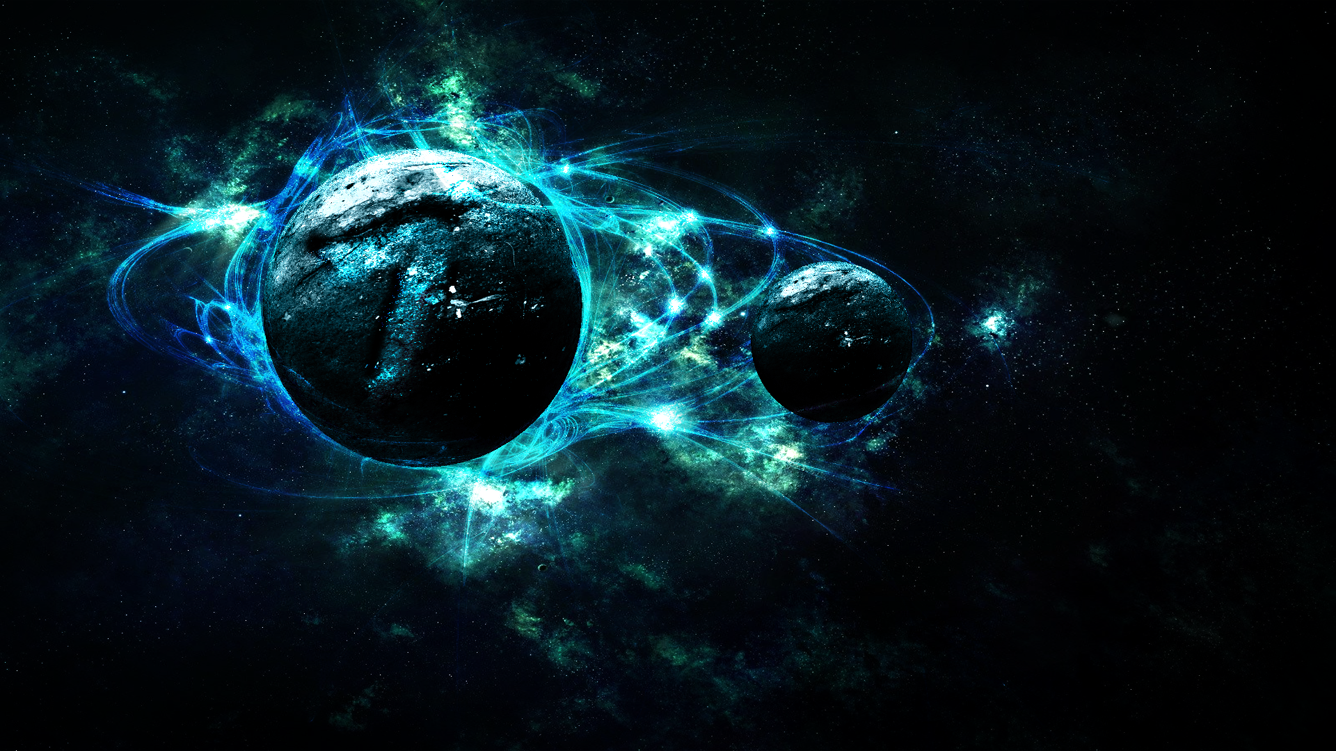 planets 3d windows background - photo #21