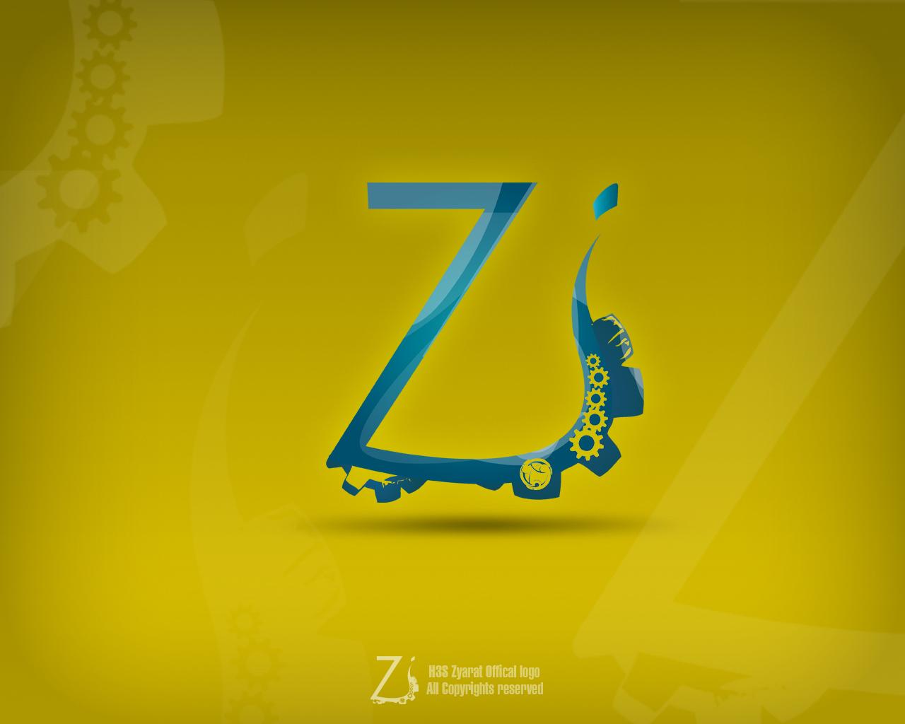 ZYARAT logo 2 by Eng-Sam