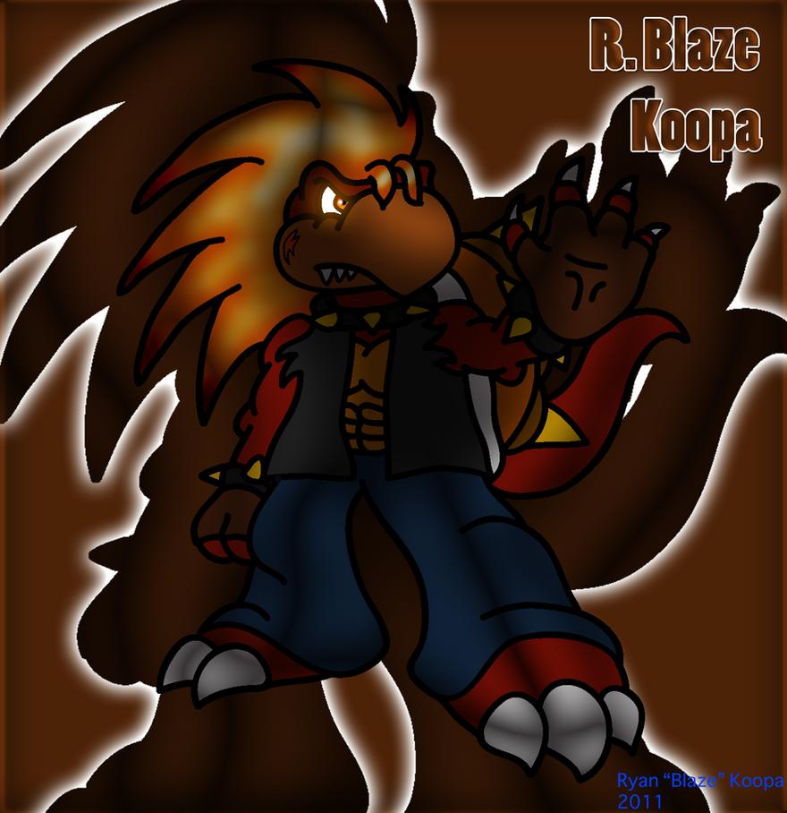 Palm of my Glove by R-Blaze-Koopa