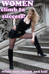 WOMEN climb to success!