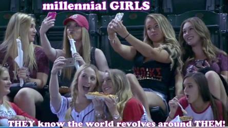 the world revolves around GIRLS! II by GirlzRuleOwnFuture