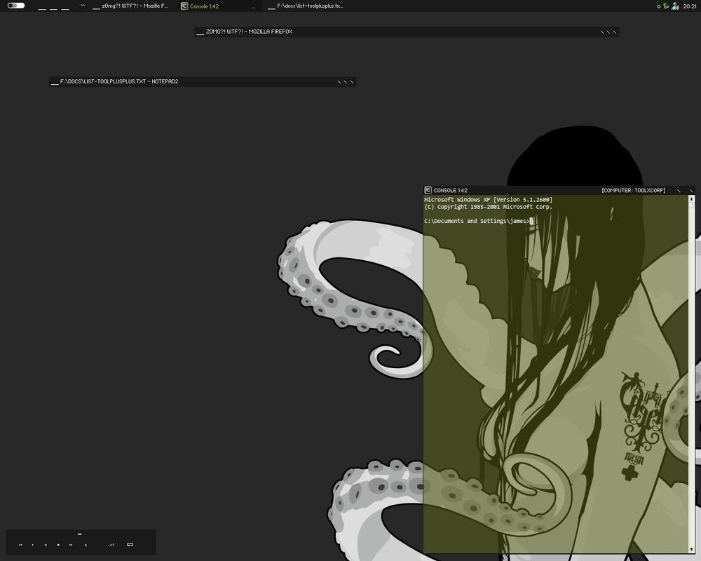 tooleh's desk +area04 mod by tooleh